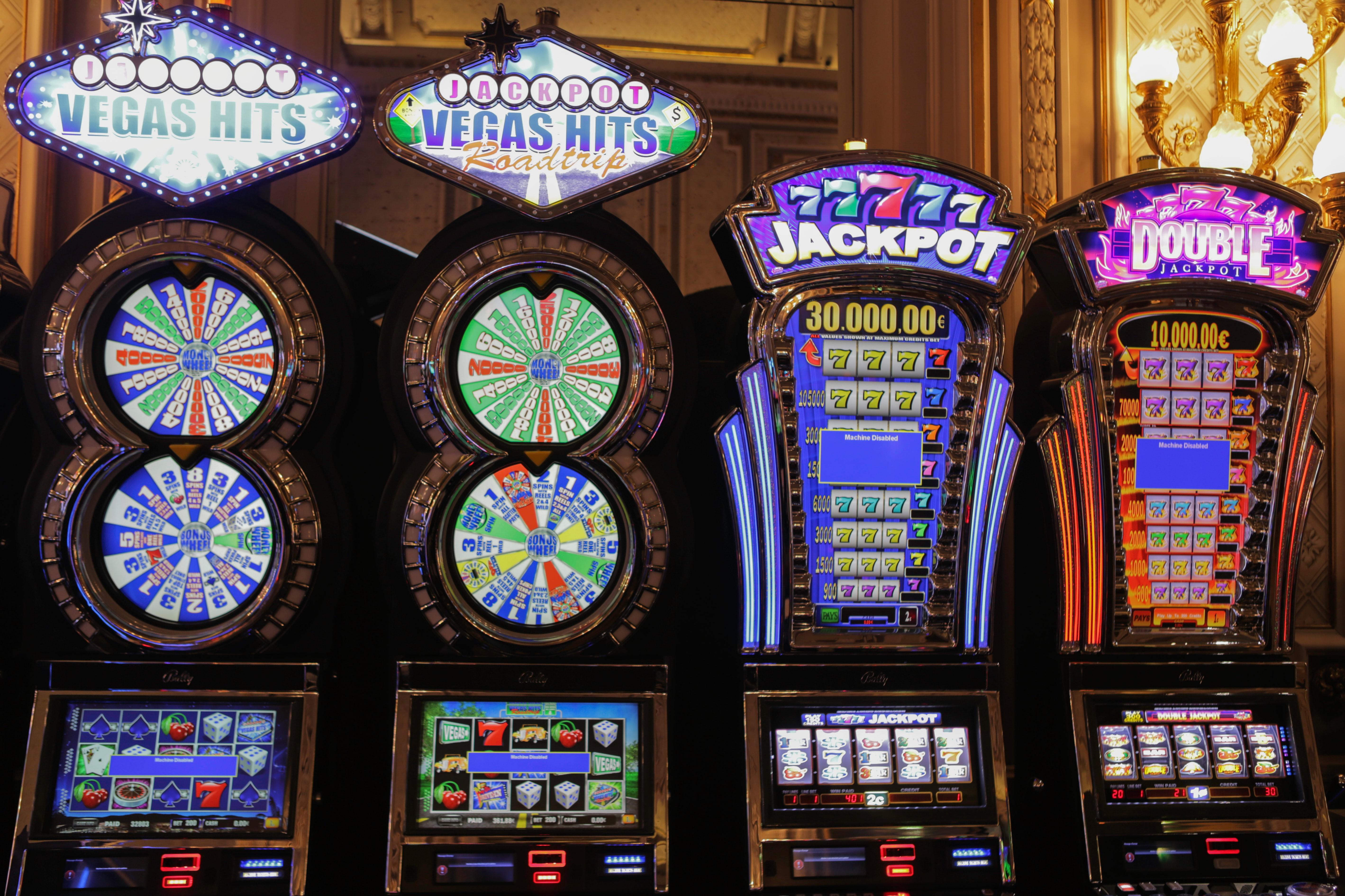 Lošimų automatai, kurie lemia turtus