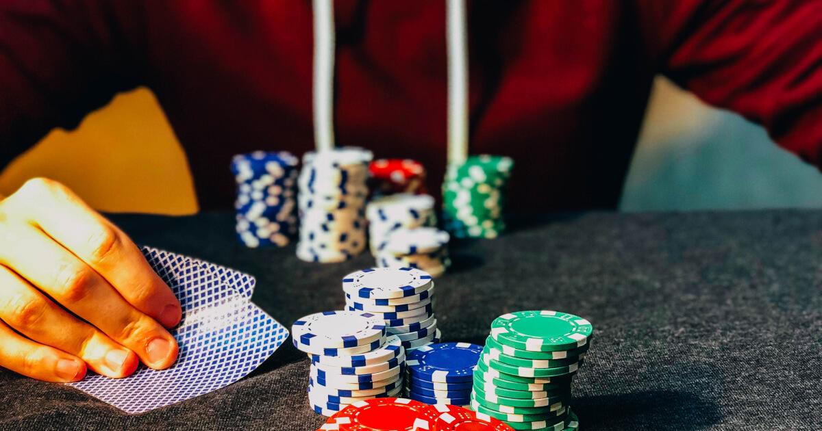 勝つためにプロのギャンブル・技能