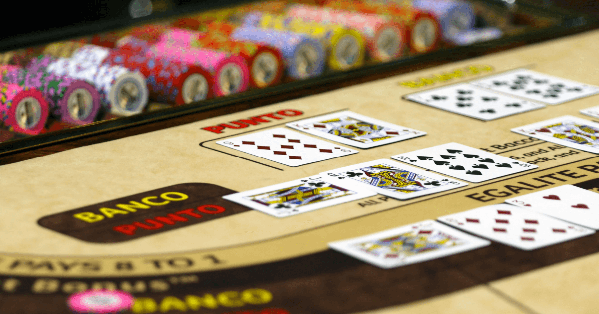 Best Baccarat Strategy to Help Players