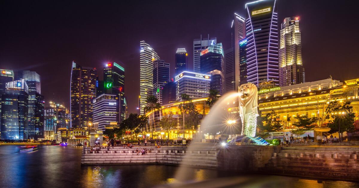Szerencsejáték Szingapúrban