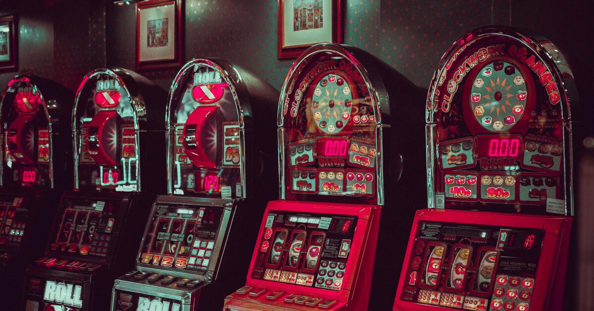 Los jugadores lo que se oye en las mesas de blackjack
