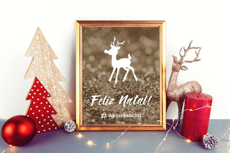 Postal de Natal Empresas