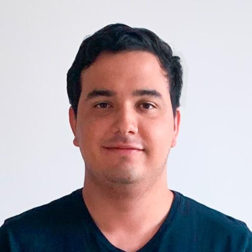 Santiago González, Marketing Specialist