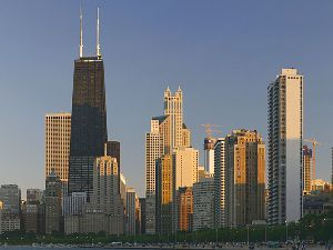Ofertas de vuelos económicos a Chicago
