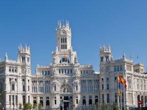 Ofertas de vuelos económicos a Madrid