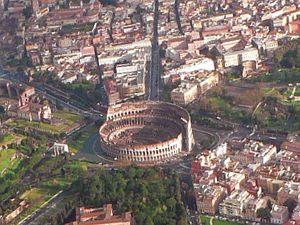 Ofertas de vuelos económicos a Roma