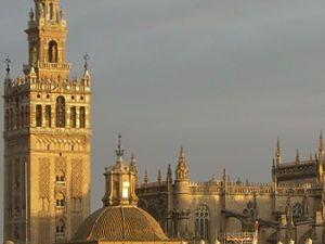 Ofertas de vuelos económicos a Sevilla