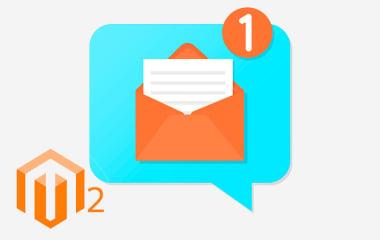 Admin notifications in Magento 2