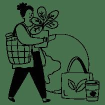 Eco Friendly illustration - Free transparent PNG, SVG. No Sign up needed.