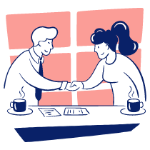 Business Deal 3 illustration - Free transparent PNG, SVG. No Sign up needed.