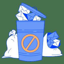 Spam illustration - Free transparent PNG, SVG. No Sign up needed.