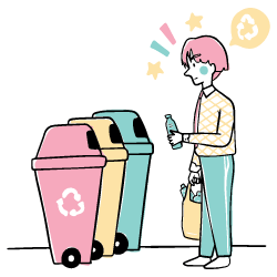 Recycle 2 illustration - Free transparent PNG, SVG. No Sign up needed.