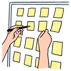 Post It To Do Notes illustration - Free transparent PNG, SVG. No Sign up needed.