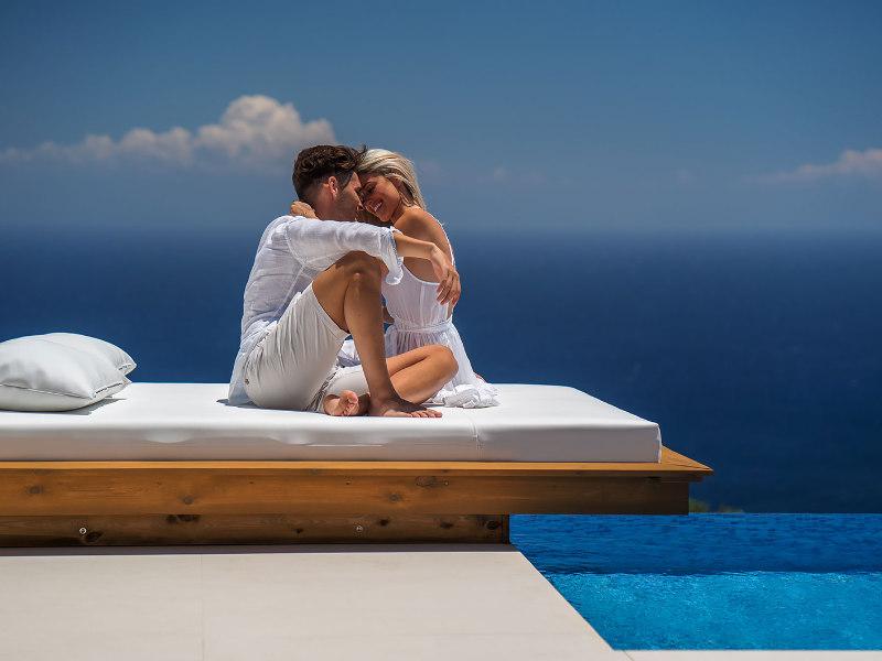 Emerald (Honeymoon Suite)