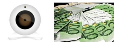 Voordeel van webcam werk - veel geld voor webcamwerk