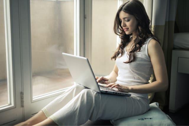 Aanmelden en webcam girl worden