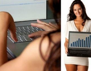 vragen over online camgirl werk