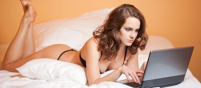 Thuiswerken als erotisch webcammodel