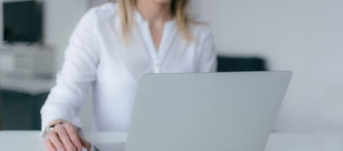 Privacy tijdens het online aanmelden
