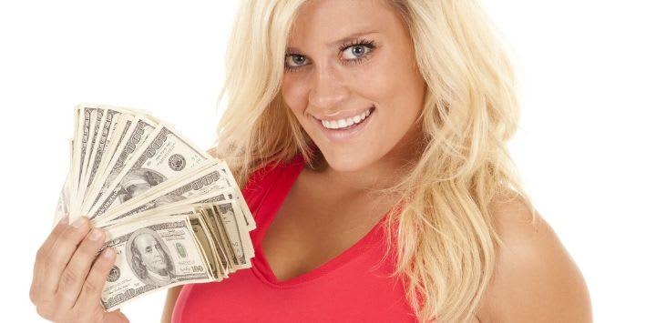 Maximaal verdienen als webcamgirl