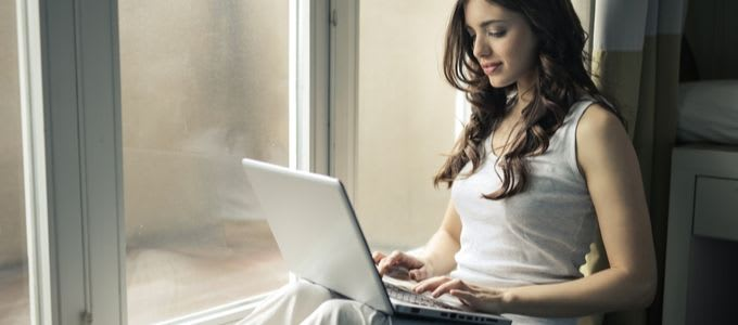 Online aanmelden voor erotisch thuiswerk