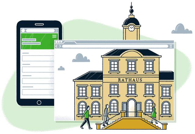 Barrierefreie Internetseiten für Städte und Gemeinden