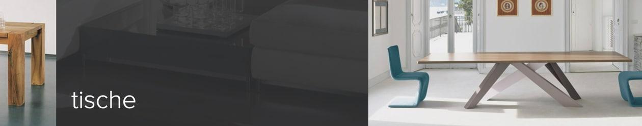 Screenshot Kategorieteaser Tische – Designermöbel online kaufen. Im Shop dieter-horn.de