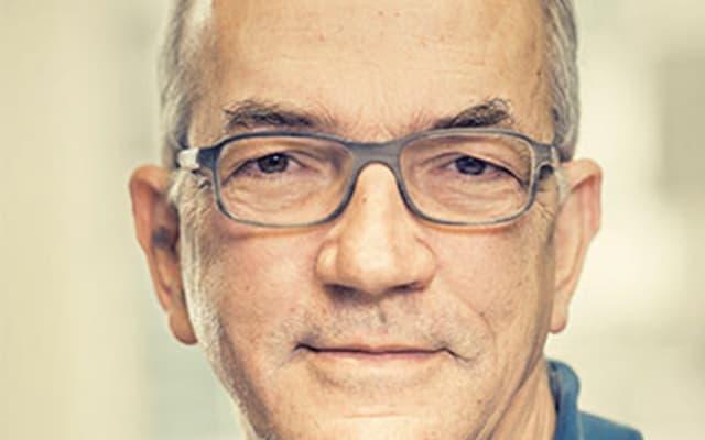 Portrait von Jean-Christophe Gyr. FirmenGründer der Gyr Edelmetalle AG