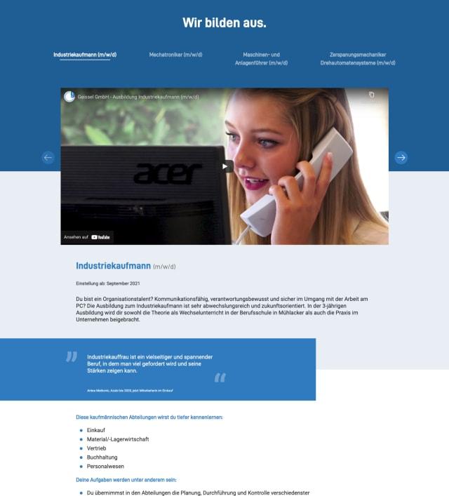 Screenshot geissel
