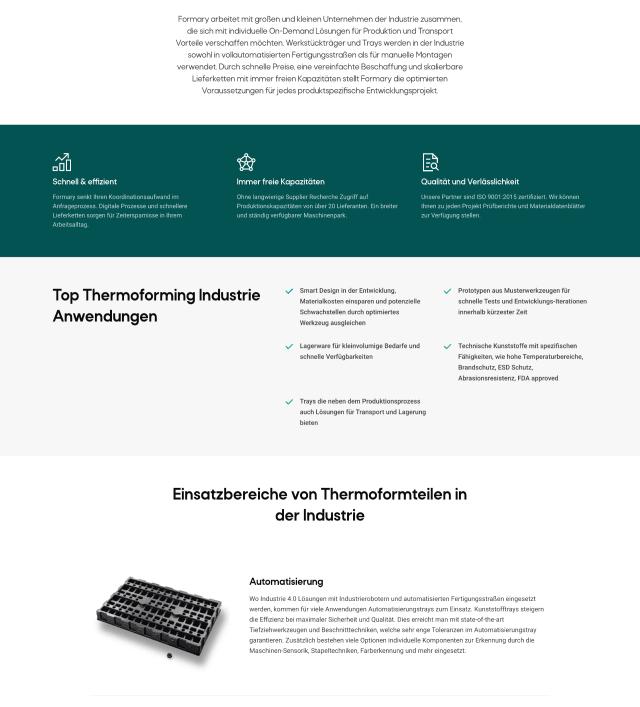 Der formary Konfigurator