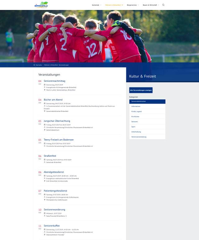 Screenshot Birkenfeld
