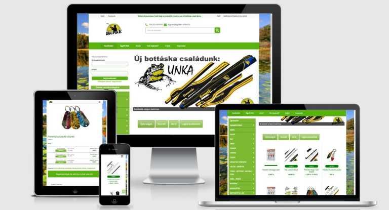 bigpike pmdoqa -  - Responsive Weboldal, honlap, webáruház, weblap készítés