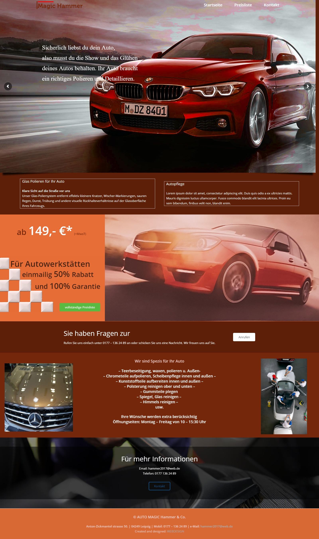 - AUTO MAGIC Hammer & Co