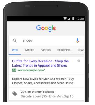 - Íme a Google 4 új fejlesztése, melyeket ki kell próbálnod AdWordsben!