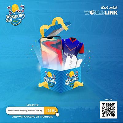 WorldLink WorldCup Mela