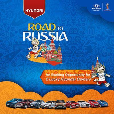 Hyundai - Road to Asia