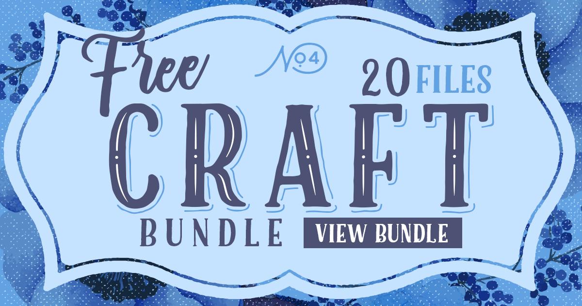 Download Free Craft Bundle Vol. 4