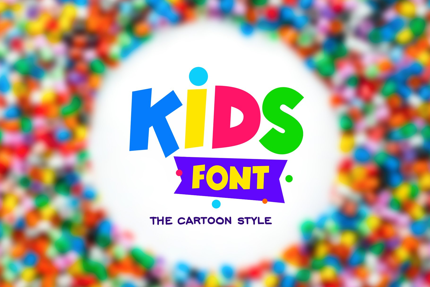 Creative Market Kids Font 2316476