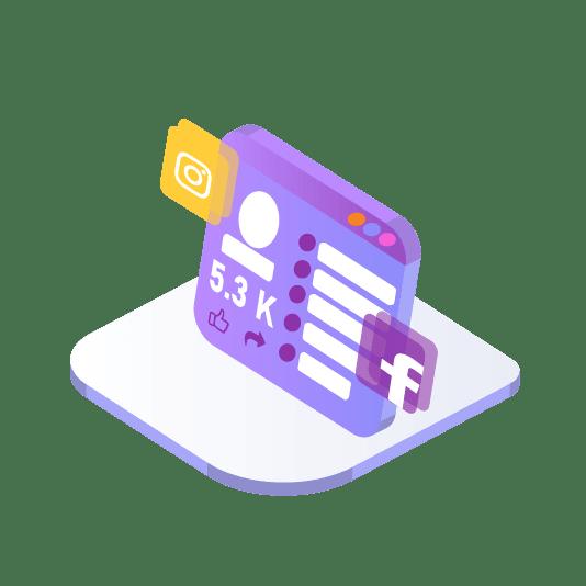 אייקון - שיווק ברשתות חברתיות