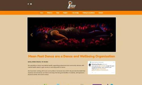 a2e6340730c Here are some Dance School Website Design examples... Don t forget these  are just examples of our work. Your website will be entirely bespoke and  tailored ...