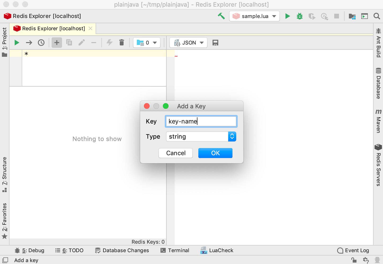 add new key2