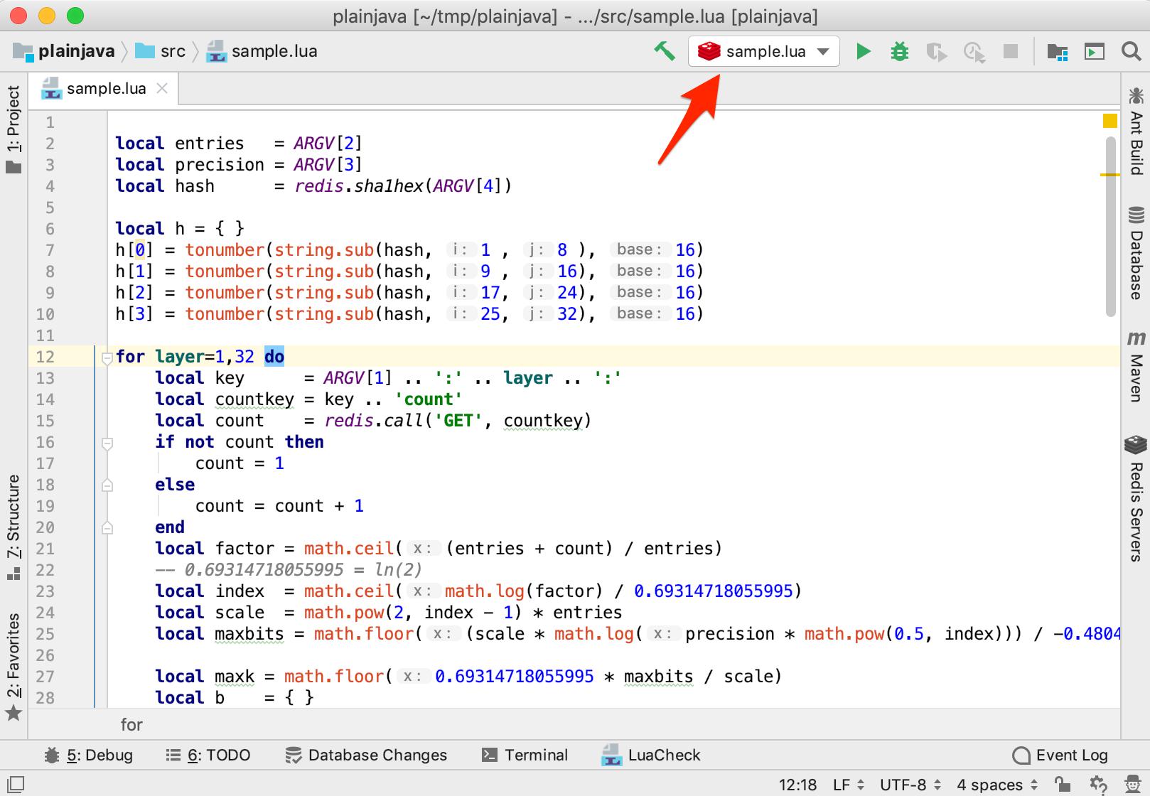 config run configuration2