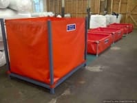 Engineering and Environmental - Portable IBC Bund