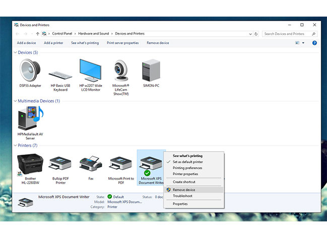 Microsoft Xps Document Writer Pdf