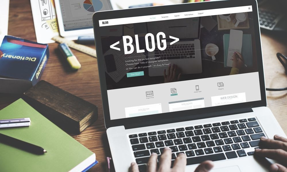 Basic blog setup