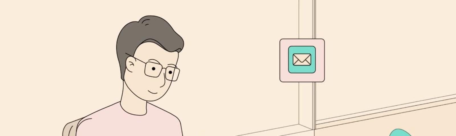 Imagem de destaque do post Animação 2D reforça estratégia de marketing digital do Whereby no Brasil