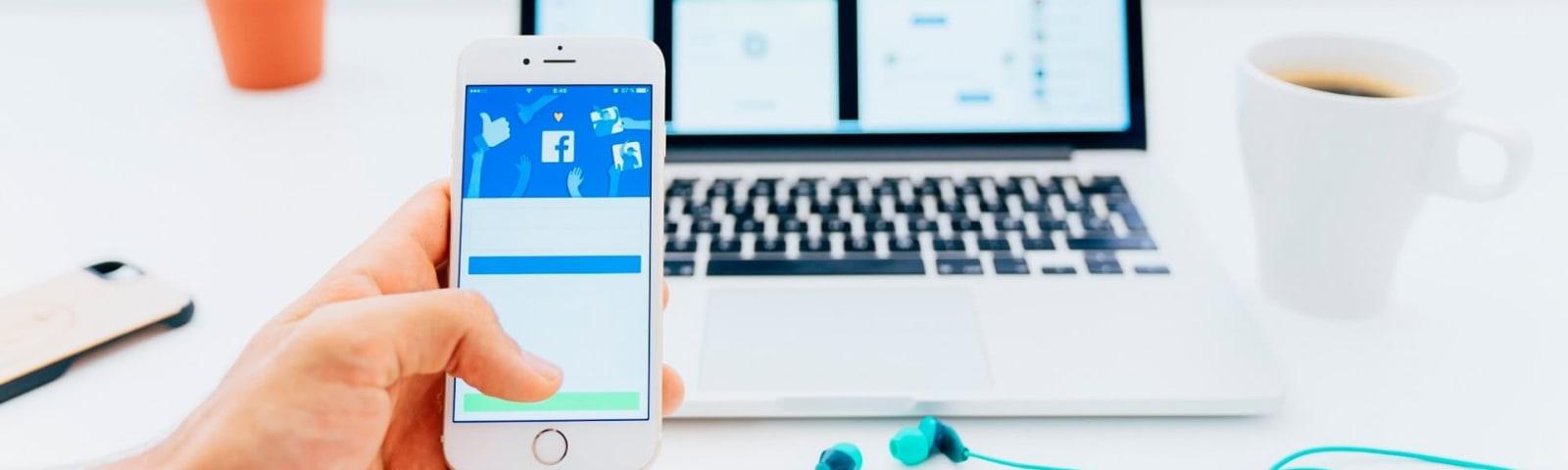 Imagem de destaque do post Como vender pelo Facebook? Tudo o que você precisa saber sobre o Marketplace da rede