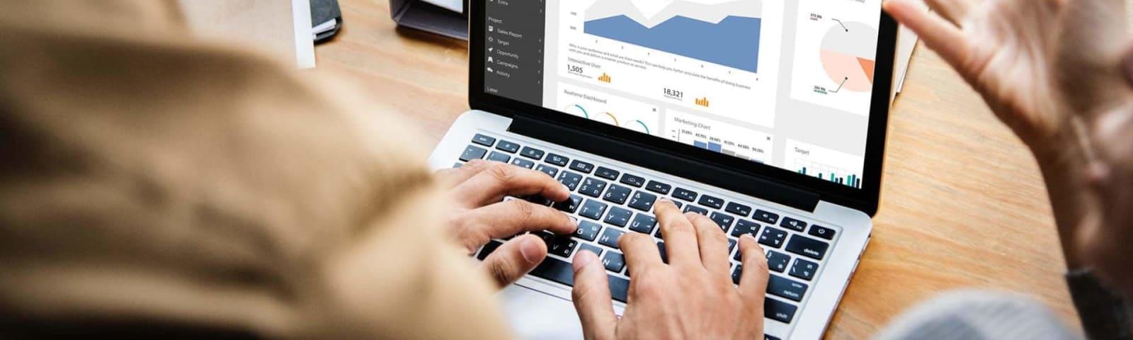 Imagem de destaque do post 4 formatos de conteúdos online para geração de leads