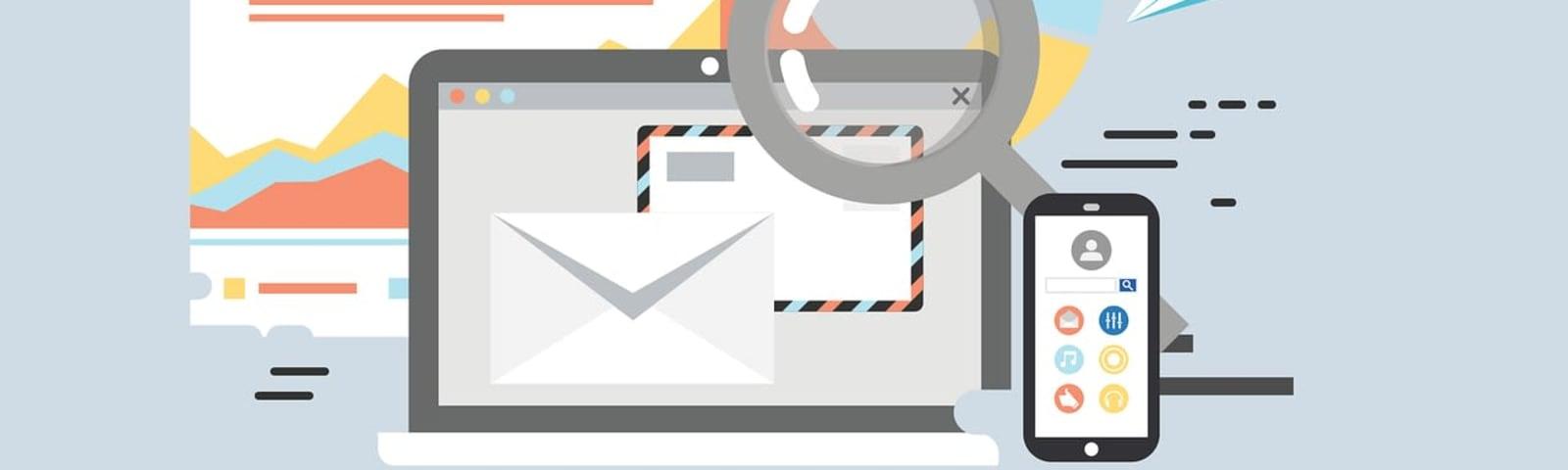 Imagem de destaque do post Top 3 motivos para sua empresa investir em e-mail marketing