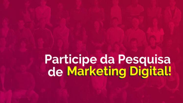 Thumbnail do post Marke desenvolve pesquisa de Marketing Digital